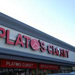 Platos Closet Sign
