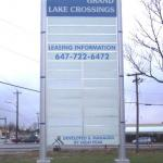 Grand Lakes Crossing Sign