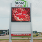 Store All Sign
